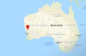 ouest de l'australie